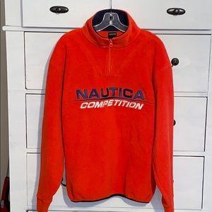 Nautica Fleece Top~Size L~